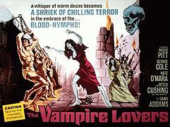 Krvežízniví milenci (1970)