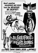 Dr. Goldfoot a jeho sexbomby (1966)