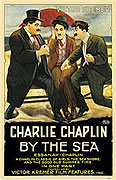 Chaplin na pláži (1915)