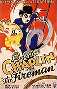 Chaplin hasičem (1916)