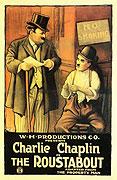 Chaplin kulisákem (1914)