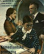 Komediantská princezna (1936)