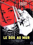 Dos au mur, Le (1958)