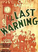 Last Warning, The (1929)