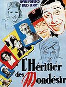 Héritier des Mondésir, L' (1940)