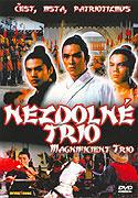 Nezdolné trio (1966)