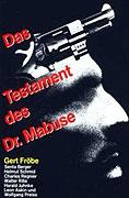 Testament des Dr. Mabuse, Das (1962)