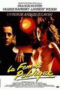 Femme publique, La (1984)