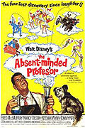 Roztržitý profesor (1961)