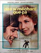 Pas si méchant que ça (1974)