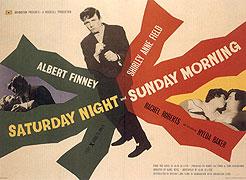 V sobotu večer, v neděli ráno (1960)
