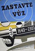 Zastavte vůz č. H 43-2301 (1956)