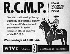 R.C.M.P. (1959)