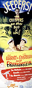 Bud Abbott Lou Costello Meet Frankenstein (1948)