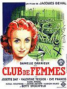 Club de femmes (1936)