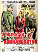 Deuxième bureau contre kommandantur (1939)