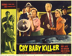 Cry Baby Killer, The (1958)