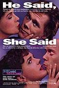 Řekl, řekla... (1991)
