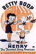 Betty a její malý zvěřinec (1935)