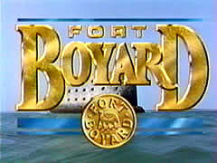 Klíče od pevnosti Boyard (1990)