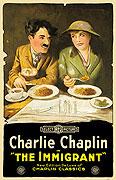 Chaplin vystěhovalcem (1917)