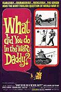 Co jsi dělal za války, taťko? (1966)