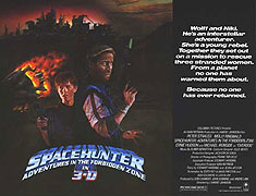 Vesmírný lovec (1983)