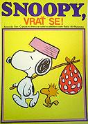 Snoopy, vrať se! (1972)