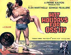 OSS 117 prend des vacances (1970)