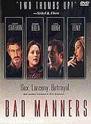 Špatné způsoby (1997)