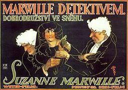Marwille detektivem (1922)