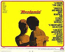 Benjamin aneb Deník panice (1968)