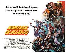 Válečníci z Atlantidy (1978)