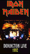 Iron Maiden: Donington Live 1992 (1993)