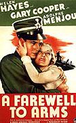 Sbohem, armádo (1932)