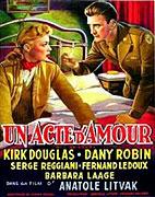 Čin lásky (1953)