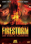Yellowstone v plamenech (2006)