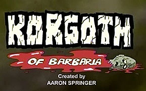 Korgoth of Barbaria (2006)