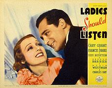Ladies Should Listen (1934)