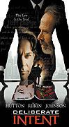 Úmyslný čin (2000)