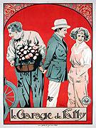 Fatty v garáži (1919)