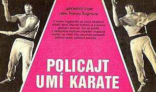 Policajt umí karate (1984)