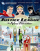 Liga spravedlivých: Nová hranice (2008)
