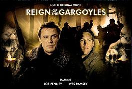 Ve spárech Gargoylů (2007)
