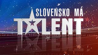 Slovensko má talent (2008)