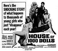 Dům tisíce panenek (1967)