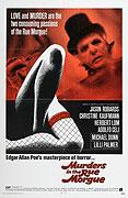Vraždy v ulici Morgue (1971)
