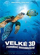 Velké podmořské dobrodružství 3D (2009)