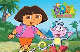 Dora průzkumnice (2000)