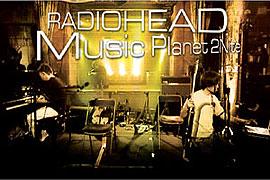 Radiohead - Music Planet 2Nite (2003)